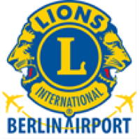 Logo Lions Club Berlin Airport
